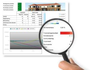 slimme software oplossing voor vastgoedrekenen